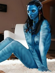The Avatar Porn Cartoons